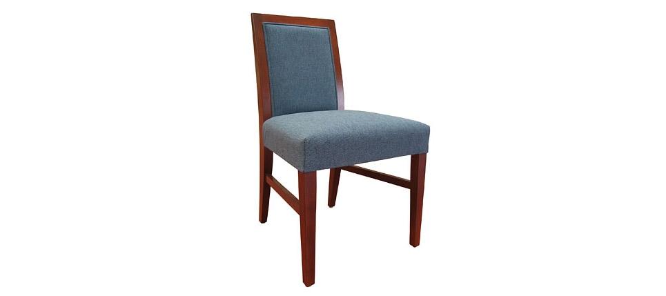 Sillas para la hosteler a silla 410 respaldo con marco for Sillas contemporaneas